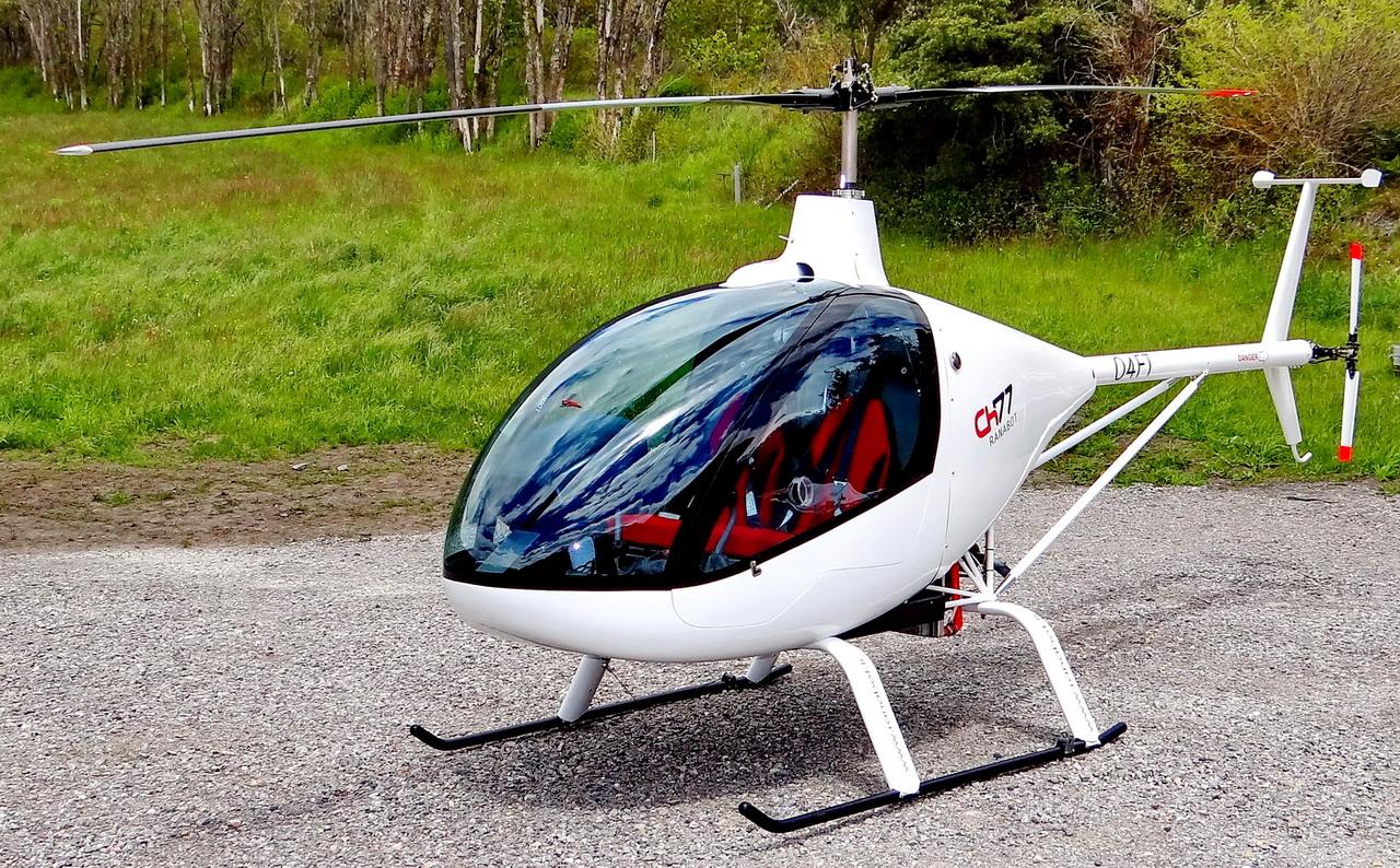 Baptème hélicoptère Annecy