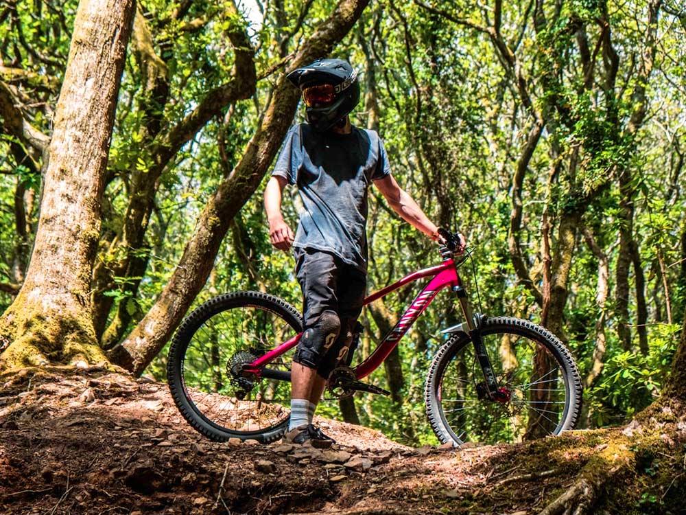 location vélo les Saisies
