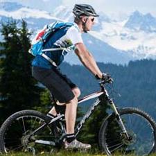 Vélo de trail Haute-Savoie